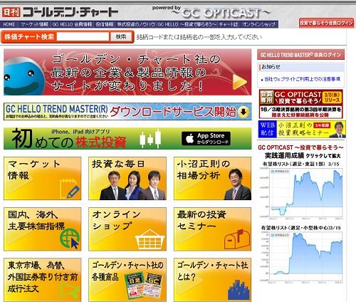 日刊ゴールデン・チャートは悪徳サイト?口コミや評判から徹底検証!